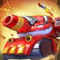 炸裂坦克团无限金币版