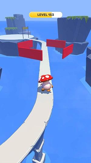 奔跑的蘑菇游戏