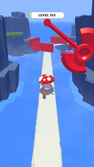 奔跑的蘑菇破解版