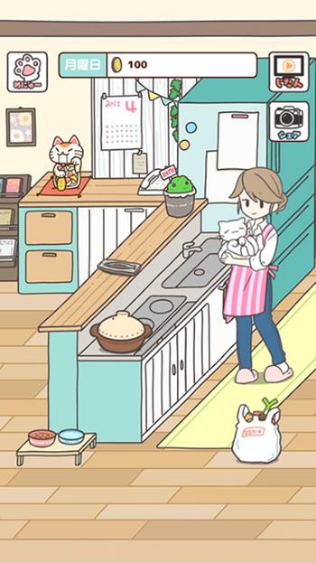 猫咪饲养日常无限金币版中文