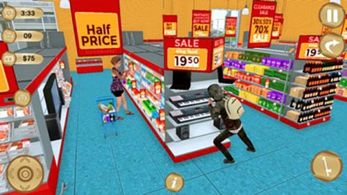 小偷抢劫模拟器安卓手机版