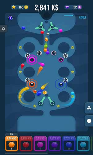 弹珠机游戏