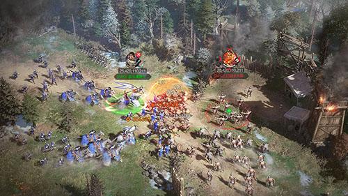 腾讯游戏重返帝国